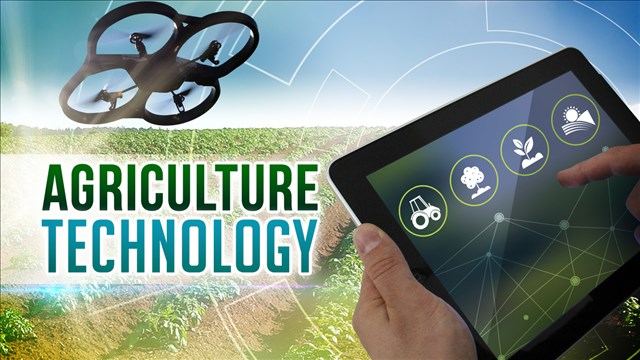Agriculture Tech Drone