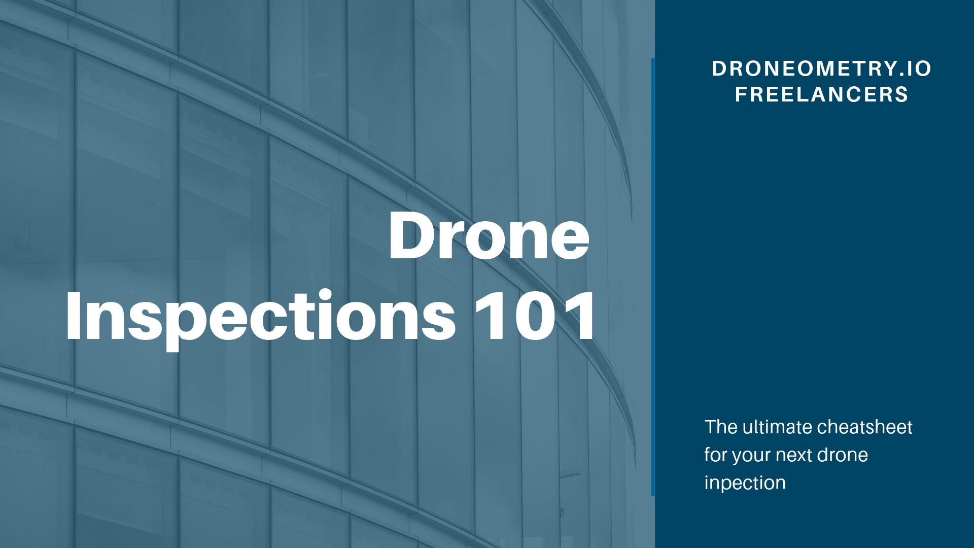 Drone Inspections 101
