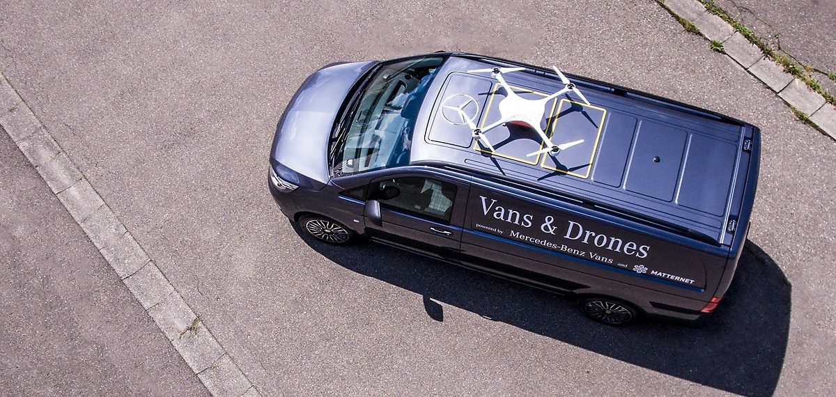Benz Drone